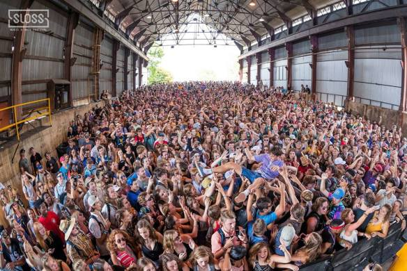 Sloss Fest 2017 - Birmingham, AL