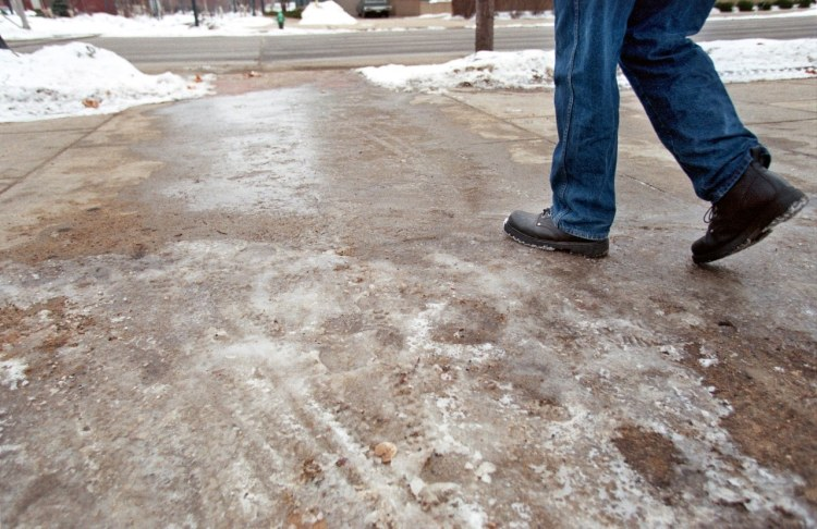 Birmingham, icy roads, icy conditions