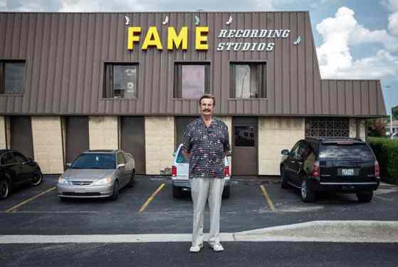 Birmingham, Muscle Shoals, Alabama, FAME, FAME Recording Studios