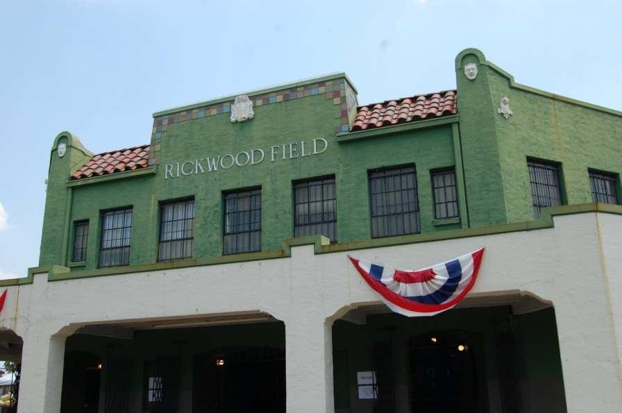 Rickwood Field, baseball