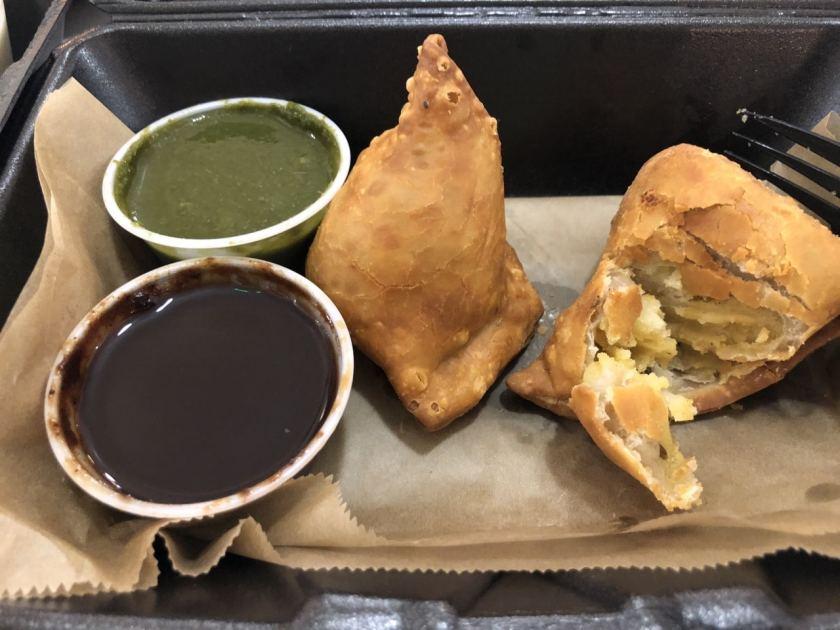 Indian Cuisine.