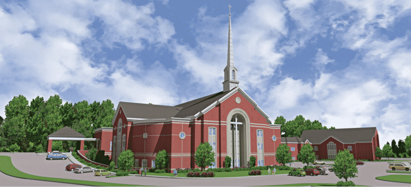 Asbury United Methodist Church hosts Easter Open House this March in
