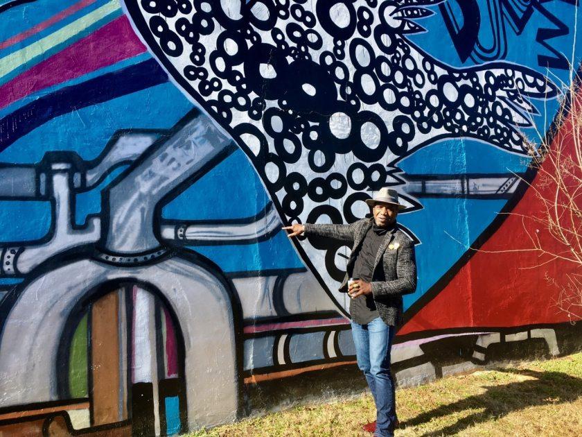 Birmingham Norwood Mural