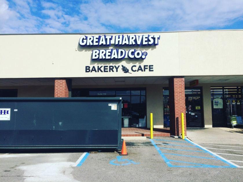 Birmingham, Trussville, Great Harvest Bread Co, bakeries, Trussville revitalization project