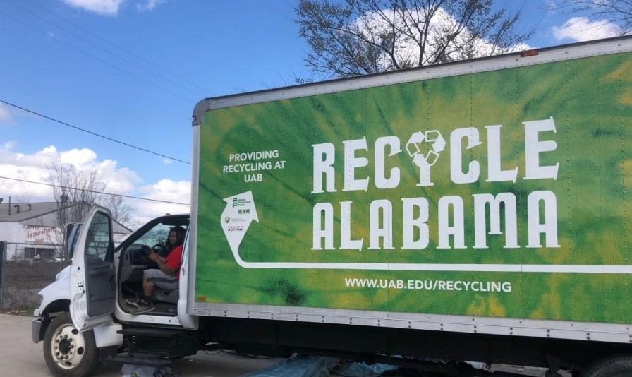 Alabama recycling