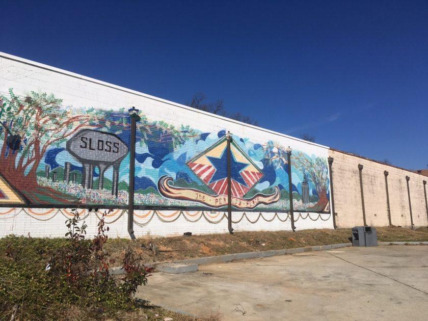 Norwood Mural