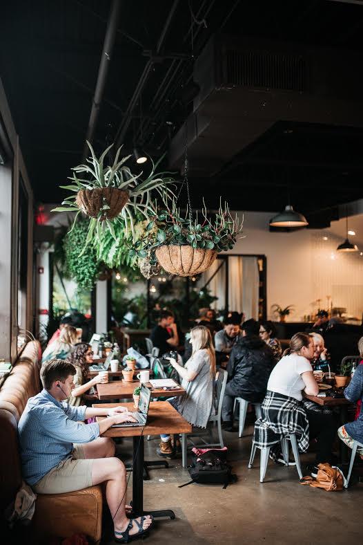 Revelator opens Sweet Jon's ; intimate, personal cafe in Homewood's old Octane