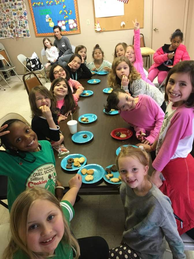 Birmingham, Trussville, Girl Scouts, Girl Scout Cookies, fundraisers