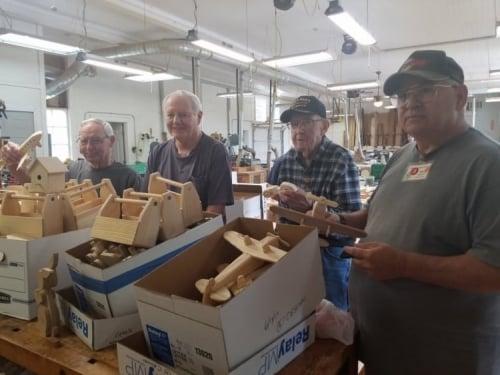 Birmingham, Alabama, Wood Worker, Guild, Children's