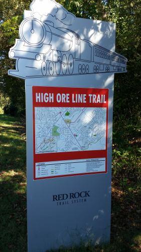 Birmingham trails