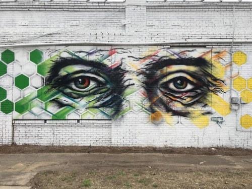Birmingham Alabama murals