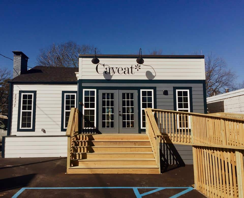 A peek into Homewood's new coffee shop Caveat
