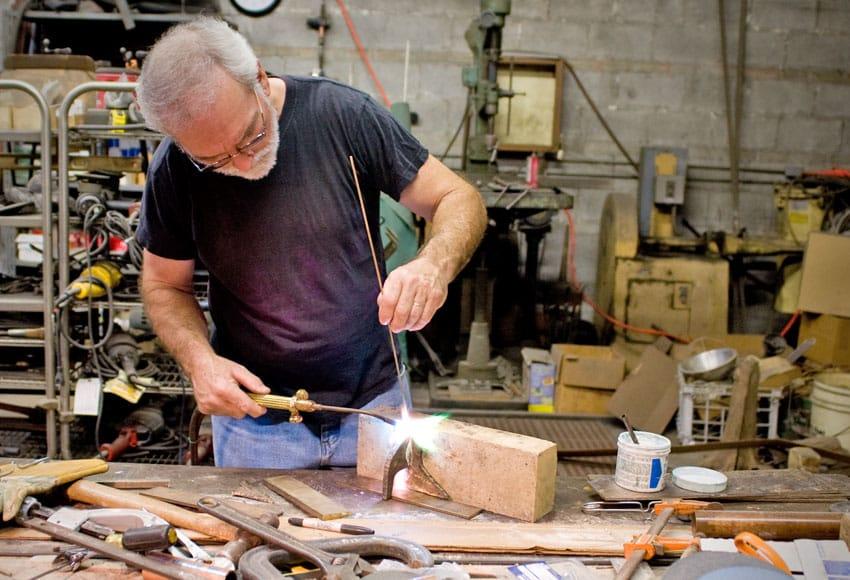 Brad Morton; local Birmingham sculptor talks inspiration, creating & city art scene