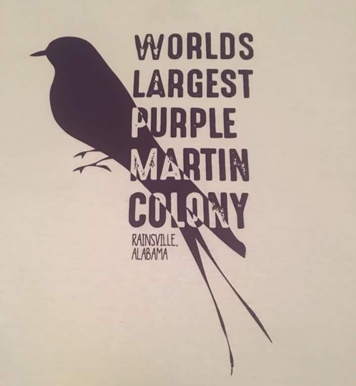 2nd annual Purple Martin Jamboree