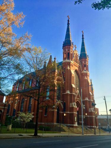 Birmingham Catholic Cathedral