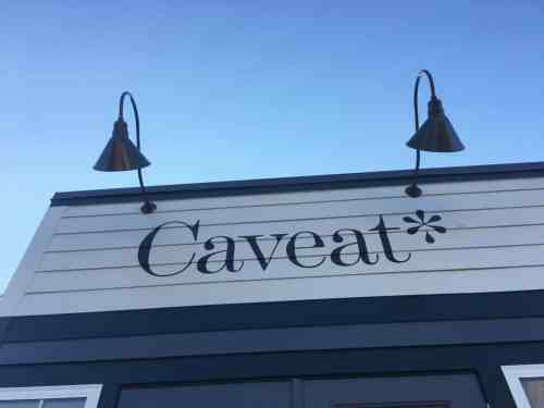 Caveat, coffee, Birmingham