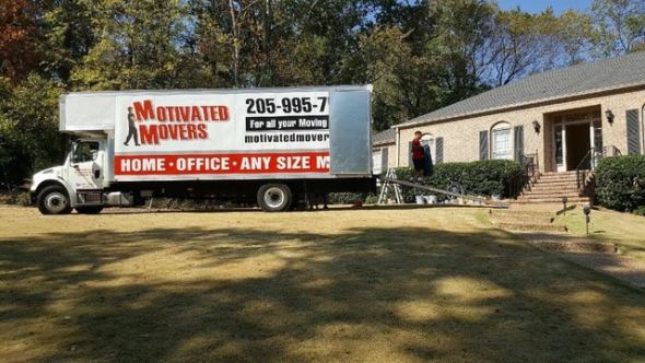 Birmingham, Motivated Movers, professional movers, moving companies, local movers, moving, packing