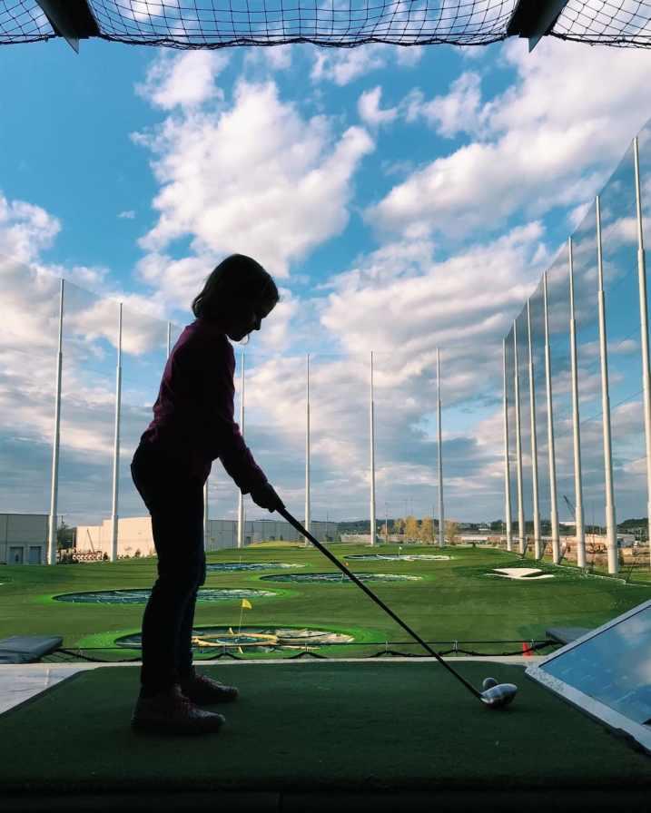 Birmingahm, Topgolf, Topgolf Birmingham, golf, kids, children, kids golf, golf camp