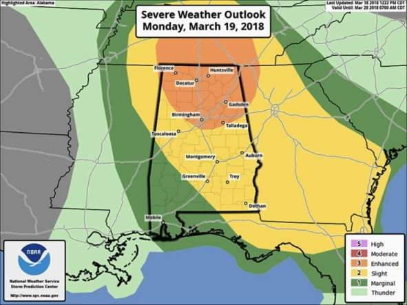 Birmingham, weather, bad weather, abc 33/40, weather stations, tornadoes, thunderstorms