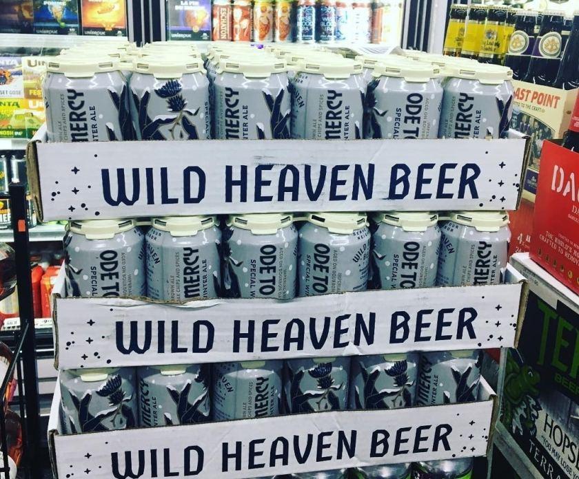 Birmingham, Wild Heaven Beer, beer, Alabama, Emergency Drinking Beer, Wild Heaven, The Filling Station