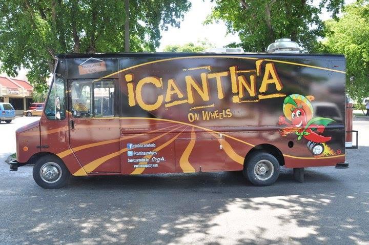Birmingham, iCantina on Wheels, Birmingham food trucks, Mexican food truck, iCantina on Wheels food truck
