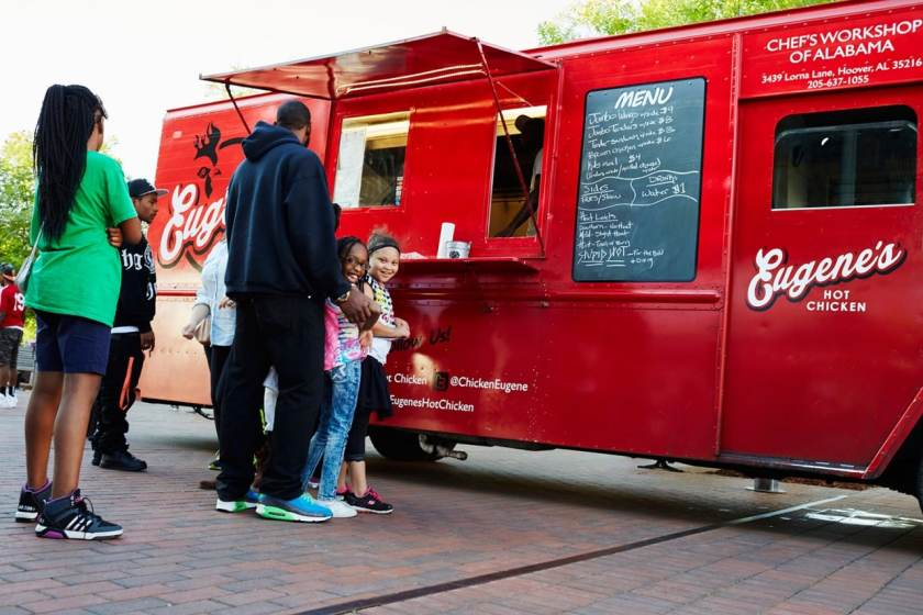 The Delicious Guide To Birmingham Food Trucks
