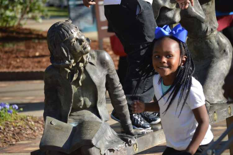 Celebrate Black History Month at Kelly Ingram Park