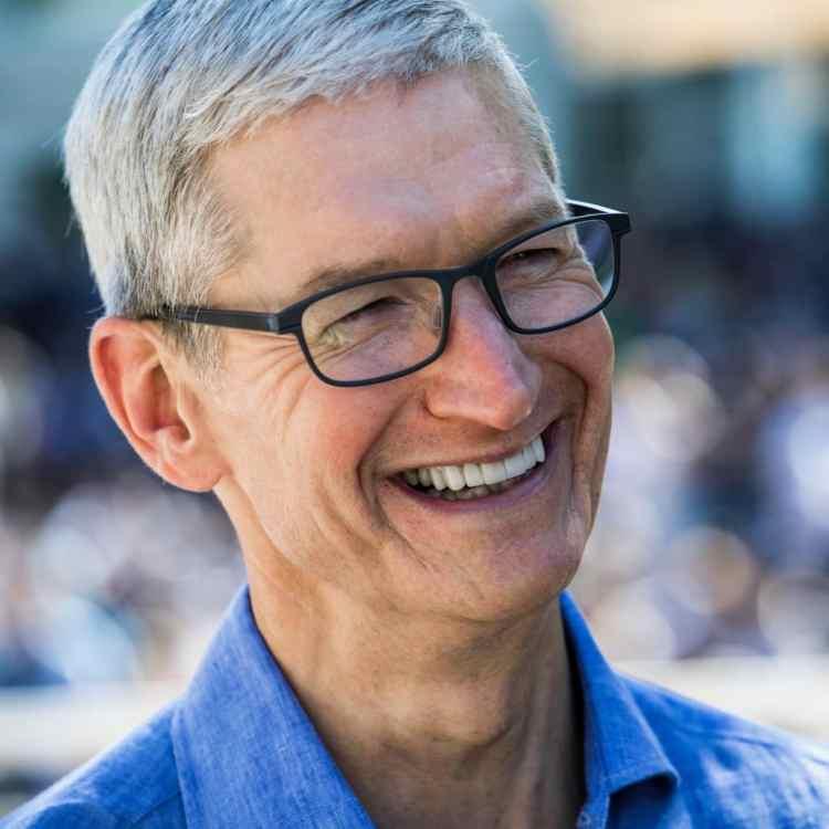 Birmingham, Tim Cook, CEO of Apple, Apple