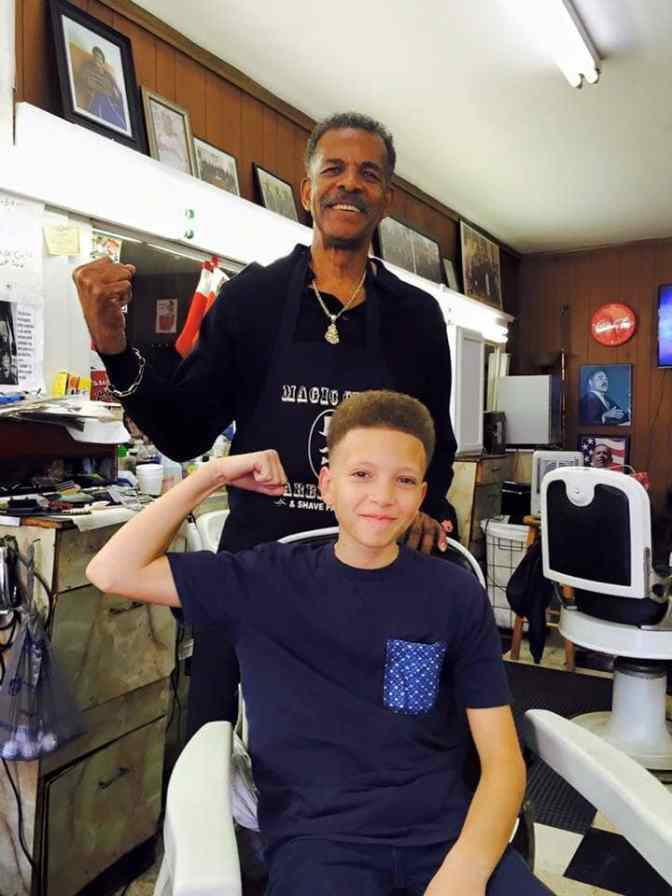 Birmingham, Magic City Barber Shop and Shave Parlor