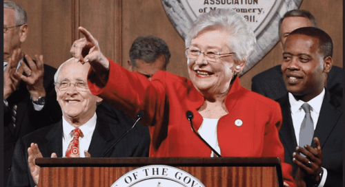 Birmingham, Alabama, Kay Ivey, governor