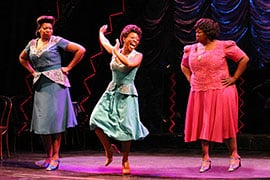 Birmingham, Alabama, Ain't Misbehavin, Virginia Samford Theatre