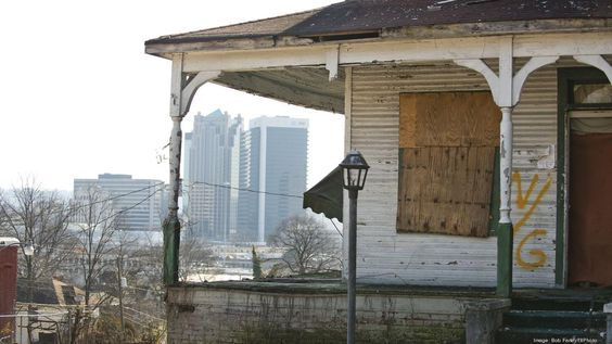 Update on Birmingham mayor's effort to eradicate blighted property