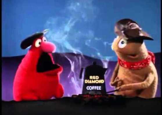 Birmingham, Wilkins and Wontkins, Red Diamond, Jim Jenson, Kermit the Frog, The Muppets