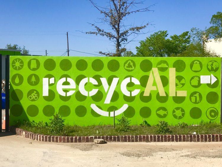 Alabama Environmental Council - go green in Birmingham