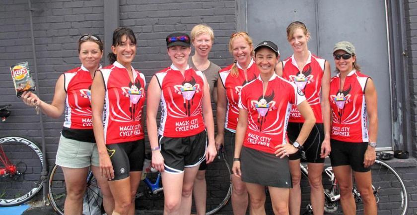 Birmingham, Magic City, Magic City Cycle Chix, Birmingham bike groups, Birmingham cycling groups, Birmingham cyclists