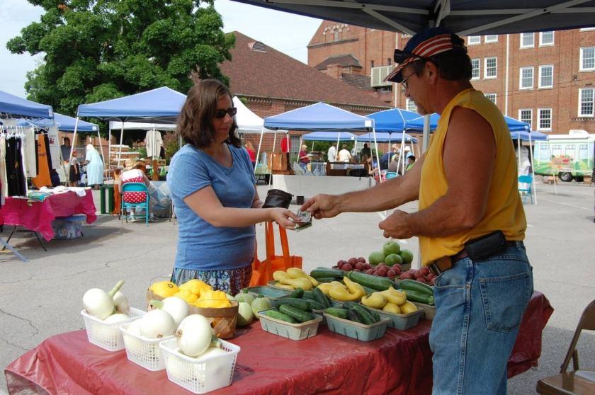 Birmingham, East Lake Market, Birmingham farmers markets, Birmingham markets