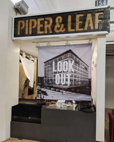 Piper & Leaf, Pizitz, Birmingham