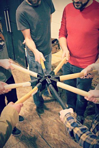 Birmingham, Alabama, Civil Axe Throwing, axe throwing trend