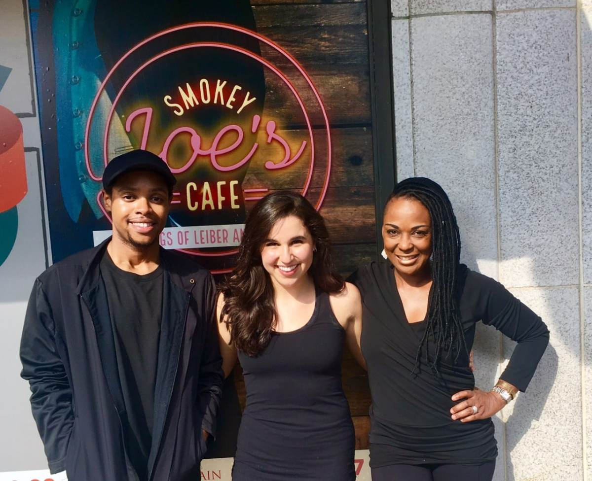 Escape with Birmingham's Nicole Lamb to Red Mountain Theatre Company's  Smokey Joe's Cafe