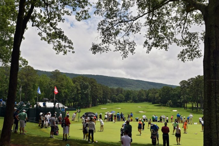 Birmingham, 2018 US Women's Open Championship, Shoal Creek