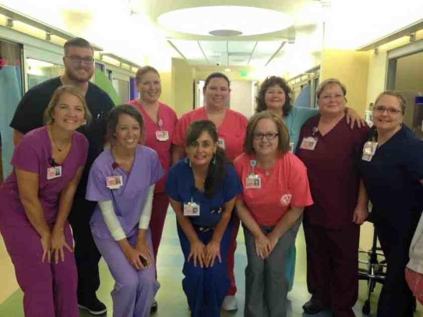 Birmingham, Brookwood Baptist Hospital, NICU nurses, Birmingham nurses, National Nurses Week