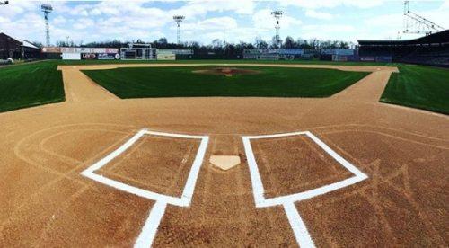 Birmingham, Alabama. Rickwood Field, Rickwood Classic, Birmingham Barons