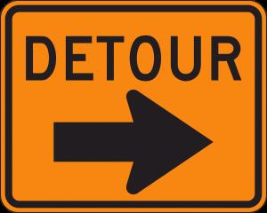 Birmingham, Alabama, I-59/20 Southbound closures and detours