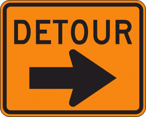 Birmingham, Alabama, I-59/20 Southbound closures and detours