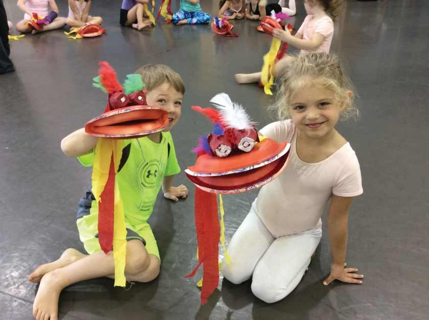 Birmingham, Once Upon a Fairytale Camp, The Dance Foundation