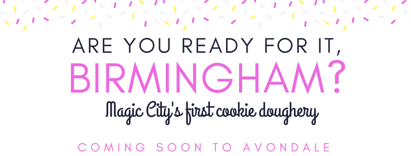 Bham Now Cookie DoughMagic