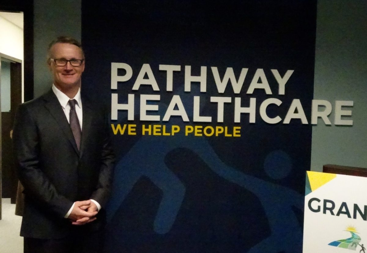 4 things to know about Pathway Healthcare's headquarters move from Dallas to St. Vincent's East in Birmingham