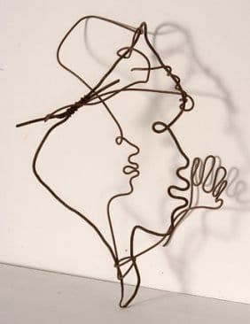 Drop-in Wire Sculpture Workshop