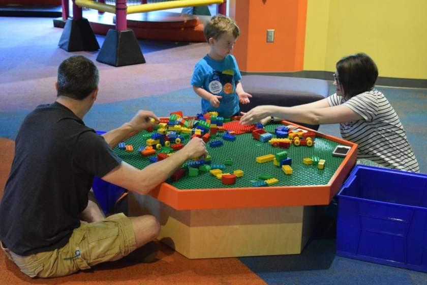 Birmingham, McWane Science Center, LEGO, Lego Day, Lego Day at McWane, Father's Day, Father's Day in Birmingham