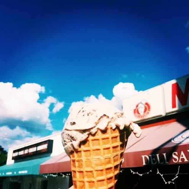 Birmingham, ice cream